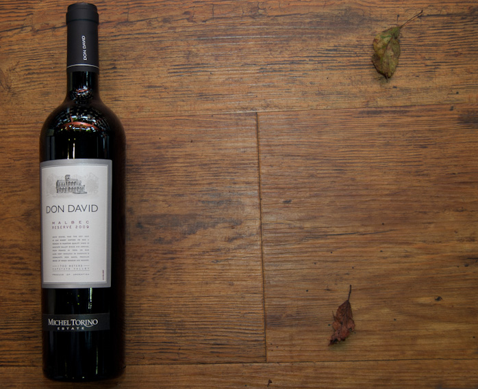Michel Torino DON DAVID RESERVE MALBEC