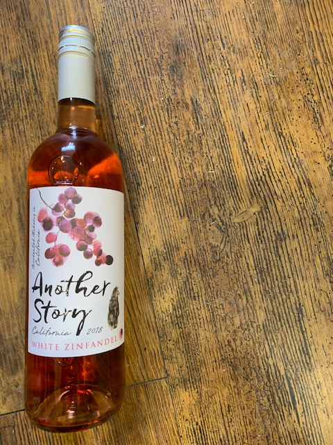 Another Story WHITE ZINFANDEL Rose