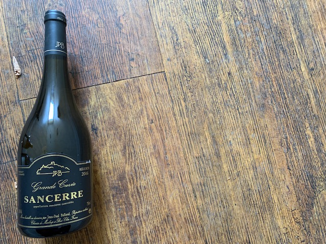 Jean-Paul Balland SANCERRE Grand Cuvee
