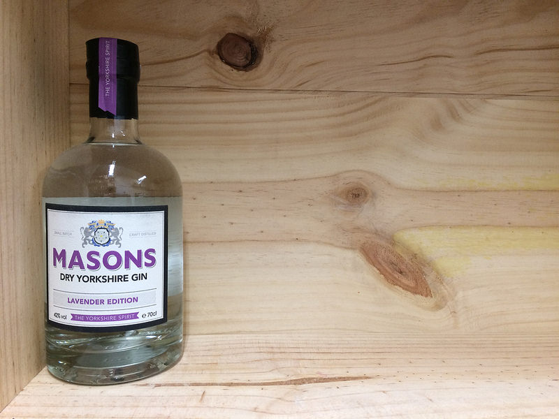 Masons LAVENDER Edition Gin