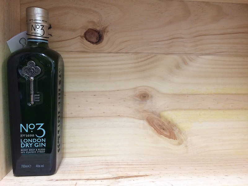 BBR No. 3 London Dry GIN