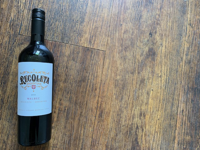 OFFER - Recoleta Malbec