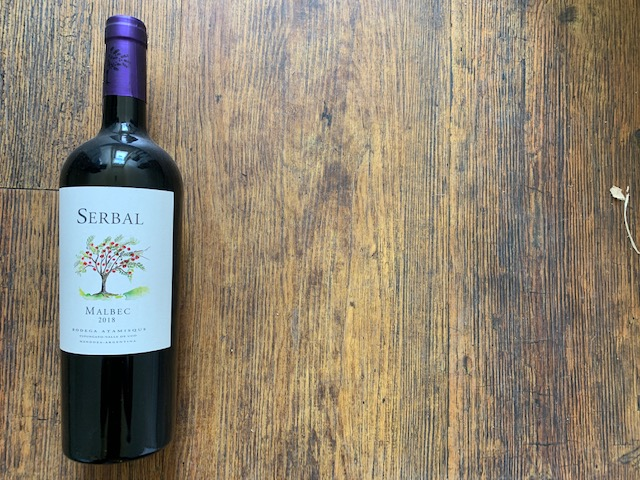 OFFER - Bodega Atamisque Serbal MALBEC