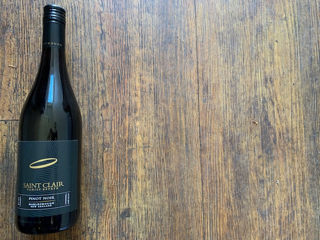 Saint Clair Marlborough PINOT NOIR