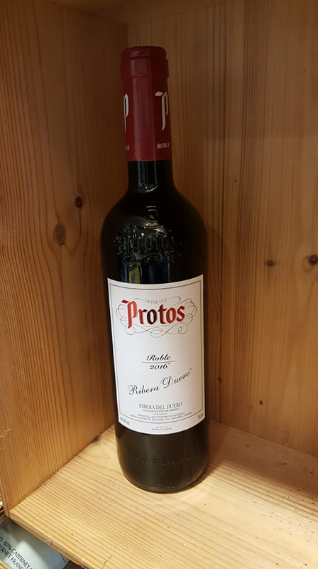 Bodegas Protos ROBLE